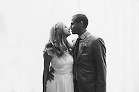 Hip Cool Modern Clean Offbeat Wedding Photography