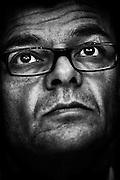 Stefano Fassina, economista e politico italiano, è membro della segreteria nazionale del Partito Democratico come responsabile del settore economia e lavoro. Roma, 11 luglio 2013. Christian Mantuano / OneShot<br /> <br /> Stefano Fassina, Italian economist and politician, member of the national secretariat of the Democratic Party as head of economy and labor. Rome, 11 July 2013. Christian Mantuano / OneShot