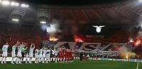 Roma 10 Dicembre 2006 Serie A Derby della capitale. Lazio Roma<br /> Photographer Andrea Staccioli INSIDE