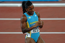 Tonique Williams-Darling BAH in action during Olympics Games Athletics day 12 on August 24, 2004 in Olympic Stadion Spyridon Louis, Athens.