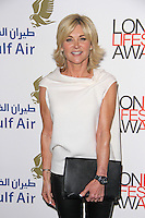 Anthea Turner, London Lifestyle Awards 2014, The Troxy, London UK, 08 October 2014, Photo By Brett D. Cove