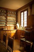 II Redentore's Pharmacy on the island of Giudecca, Venice, Italy, Europe