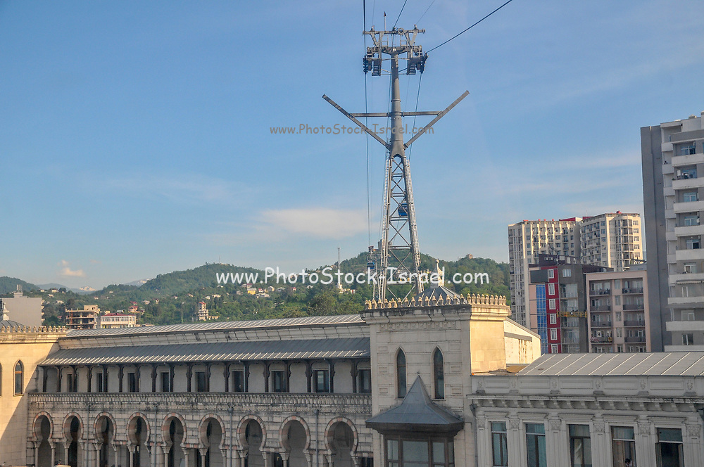 Batumi, Georgia, the Batumi cable car