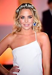 Lydia Bright attending the National Television Awards 2019 held at the O2 Arena, London. PRESS ASSOCIATION PHOTO. Picture date: Tuesday January 22, 2019. See PA story SHOWBIZ NTAs. Photo credit should read: Ian West/PA Wire