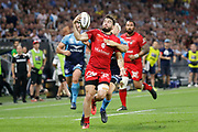 Alexis Palisson of Lyon during the French championship Top 14 Rugby Union semi-final match between Montpellier v Lyon OU on May 25, 2018 at Groupama stadium in Lyon, France - Photo Romain Biard / Isports / ProSportsImages / DPPI
