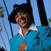 """Pop music star Lou Bega took the world by storm in 1999 with the hit single """"Mambo #5"""""""