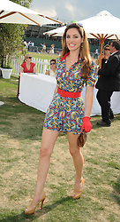 KELLY BROOK at the Cartier International Polo at Guards Polo Club, Windsor Great Park on 27th July 2008.<br /> <br /> NON EXCLUSIVE - WORLD RIGHTS