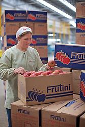 Sede da Frutini Fruticultura Aliprandini, em Vacaria. FOTO: Jefferson Bernardes/Preview.com