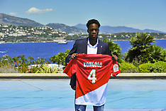 AS Monaco New Player Presentation - 26 July 2017