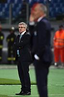 trener Kåre Ingebrigsten Rosenborg <br /> Roma 22-10-2015 Stadio Olimpico Football Calcio Europa League 2015/2016 Group Stage Group G Lazio - Rosenborg <br /> Norway only