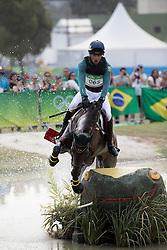 Carvalho Jorge Marcio, BRA, Lissy Mac Wayer<br /> Olympic Games Rio 2016<br /> © Hippo Foto - Dirk Caremans<br /> 08/08/16