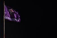 Bandiera Fiorentina flag <br /> Firenze 25-01-2015 Stadio Artemio Franchi, Football Calcio Serie A Fiorentina - AS Roma. Foto Andrea Staccioli / Insidefoto
