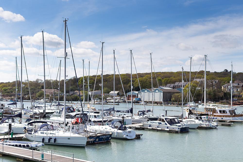 East Cowes Marina, Isle of Wight