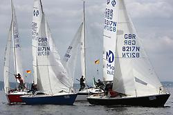 The Silvers Marine Scottish Series 2014, organised by the  Clyde Cruising Club,  celebrates it's 40th anniversary.<br /> Sonata Fleet, 8217N, So, Gareth Martel, Ballyhome YC 8098N, Serenity, D Guthire/J Park, FYC, GBR8215N, Red Hot Poker, Murray Caldwell, Cove SC, 8088N, Jon Panda, Tim Eltringham, FYC<br /> Final day racing on Loch Fyne from 23rd-26th May 2014<br /> <br /> Credit : Marc Turner / PFM