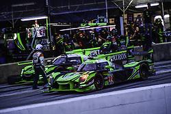 October 7, 2017 - Petit Le Mans, USA - 22 TEQUILA PATRON ESM (USA) NISSAN ONROAK DPI LUIS FELIPE DERANI (BRA) JOHNANNES VAN OVERBEEK (USA) BRUNO SENNA  (Credit Image: © Panoramic via ZUMA Press)