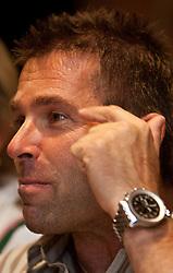 10.09.2010, Lienz, AUT, Redbull Dolomitenmann 2010, im Bild Kunstflug-Pilot, Red Bull Air Racer Hans Arch, Portrait. EXPA Pictures © 2010, PhotoCredit: EXPA/ J. Groder