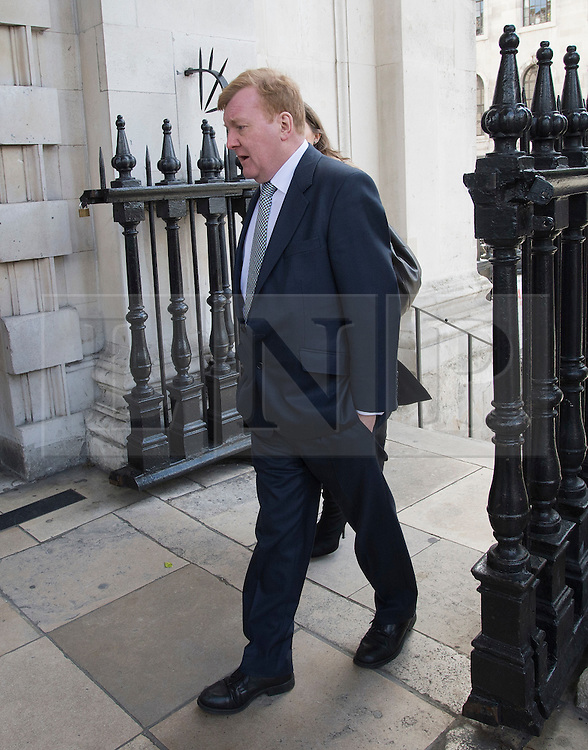 © Licensed to London News Pictures. 16/05/2012. London, UK. Charles Kennedy arriving at St Martin in the Fields church, London for a memorial service held for American Sunday Times journalist Marie Colvin, who died covering the siege of Homs in Syria.  Photo credit : Ben Cawthra/LNP