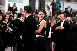 May 20, 2019 - Cannes, France - 72eme Festival International du Film de Cannes. Montée des marches du film ''La Belle Epoque''. 72th International Cannes Film Festival. Red Carpet for ''La belle Epoque'' movie.....239571 2019-05-20  Cannes France.. Cotillard, Marion (Credit Image: © L.Urman/Starface via ZUMA Press)