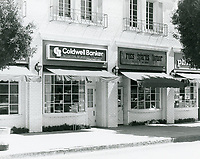 1977 Coldwell Banker & Ross Sparks Liquor on Larchmont Blvd.