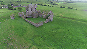 Aerial Photos of Clonmcnoise co Westmenth, Plundered many times by Irish, Vikings, Normans and english.