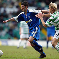 St Johnstone FC February 2003