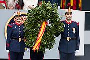 Regards to the fallen for Spain