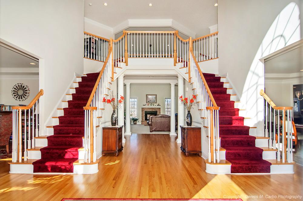 Glastonbury Grand Staircase