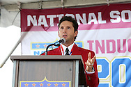 10 October 2013: Joe-Max Moore was inducted into the National Soccer Hall of Fame. The 2013 National Soccer Hall of Fame Induction Ceremony was held on the West Plaza outside Sporting Park in Kansas City, Kansas.