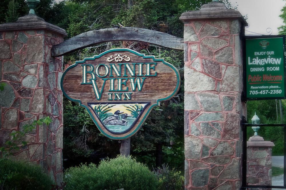 Bonnieview front entrance.