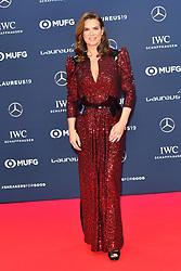February 18, 2019 - Monaco, Monaco - Katarina Witt arriving at the 2019 Laureus World Sports Awards on February 18, 2019 in Monaco  (Credit Image: © Famous/Ace Pictures via ZUMA Press)
