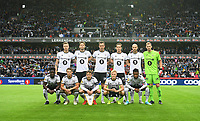 Football UEFA Champions League Q3<br /> Rosenborg - Maribor<br /> Lerkendal Stadium, Trondheim, Norway<br /> 13 August 2019<br /> <br /> Lagbilde Rosenborg<br /> <br /> <br /> Foto : Arve Johnsen, Digitalsport