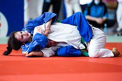 during Judo National Championships 2021 in Balon Hall, Nova Gorica, 20 March 2021, Slovenia. Photo by Grega Valancic / Sportida
