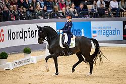 Cornelissen Adelinde, NED, Aqiedo<br /> Grand Prix de Dressage CDI-W<br /> FEI Dressage World Cup<br /> Neumünster - VR Classics 2019<br /> © Hippo Foto - Stefan Lafrentz