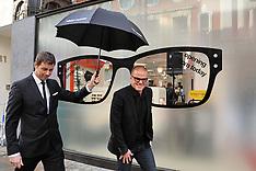 OCT 12 2012 Heston Blumenthal Opens Vision Express