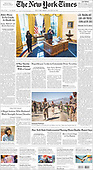 January 29, 2021 (US): Front-page: Today's Newspapers In United States