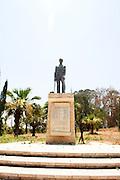 Israel, Mikveh Israel, the first Jewish agricultural school in Palestine. Established 1870 War memorial for the fallen alumni