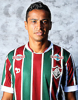 Brazilian Football League Serie A / <br /> ( Fluminense Football Club ) - <br /> Cicero Santos