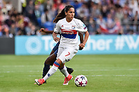 Amel Majri of Olympique Lyon during the UEFA Women's Champions League Final between Lyon Women and Paris Saint Germain Women at the Cardiff City Stadium, Cardiff, Wales on 1 June 2017. Photo by Giuseppe Maffia.<br /> <br /> <br /> Giuseppe Maffia/UK Sports Pics Ltd/Alterphotos