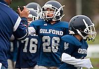 Gilford Silver Hawks versus Merrimack Valley Storm October 29, 2011.