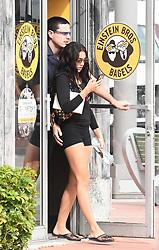 PREMIUM EXCLUSIVE: *NO WEB UNTIL 2000 EST 14TH DEC* Madonna's daughter Lourdes Leon shows plenty of PDA with a mystery man in Miami. 13 Dec 2019 Pictured: Lourdes Leon. Photo credit: MEGA TheMegaAgency.com +1 888 505 6342