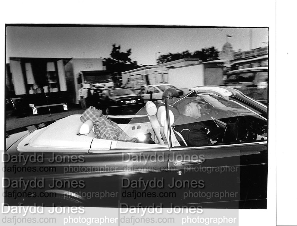 Prince Naseem Hamed, Prince Naseem V. Juan Cabrera Wembley Arena 19 jul 97© Copyright Photograph by Dafydd Jones 66 Stockwell Park Rd. London SW9 0DA Tel 020 7733 0108 www.dafjones.com