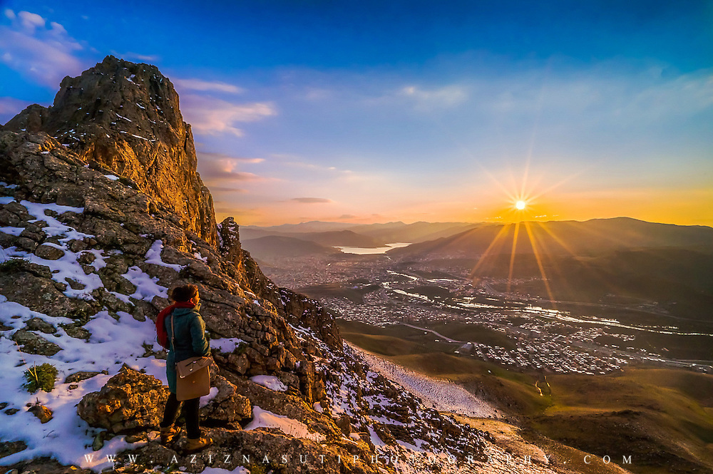 """Rojavaî Rojhelat (Sunset of the East)!The beautiful city of Mahabad!Mahabad is situated in a region that was the center of the Mannaeans, who flourished in 10th to 7th centuries BC. Mannaeans """"after suffering several defeats at the hands of both Scythians and Assyrians, the remnants of the Mannaean populace were absorbed by an Iranian people known as the Matieni and the area became known as Matiene. It was then annexed by the Medes in about 609 BC."""