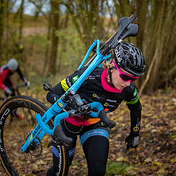 OLDENZAAL (NED) wielrennen <br />Josine Woudsma