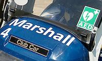 NOORDWIJKERHOUT - Marshall, Golfbaan Landgoed TESPELDUYN in Noordwijkerhout. COPYRIGHT KOEN SUYK