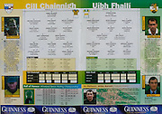 All Ireland Senior Hurling Championship - Final, .10.09.2000, 09.10.2000, 10th September 2000, .10092000AISHCF,.Senior Kilkenny v Offaly,.Minor Cork v Galway,.Kilkenny 5-15, Offaly 1-14, .Kilkenny, 1 James McGarry, Bennettsbridge, 2 Michael Kavangh, St Lachtains, 3 Noel Hickey, Dunnamaggin, 4 Willie O'Connor, Glenmore, 5 Philip Larkin, James Stephens, 6 Eamon Kennedy, Dunnamaggin, 7 Peter Barry, James Stephens, 8 Andy Comerford, O'Loughlin-Gaels, 9 Brian McEvoy, James Stephens, 10 John Hoyne, Graigue Ballycallan, 11 John Power, John Lockes, 12 Denis Byrne, Graigue Ballycallan, 13 Charlie Carter, Young Irelands, 14 DJ Carey, Young Irelands, 15 Henry Shefflin, Shamrocks, subs, Martin Carey, Sean Meally, Aidain Cummins, Paddy Mullally, Canice Brennan, John Paul Corcoran, Stephen Grehan, Jimmy Coogan, Eddie Brennan, ..Offaly, 1 Stephen Byrne, Kilcormac Killoughey, 2 Simon Whelahan, Birr, Kevin Kinahan, Seir Kieran, 4 Niall Claffey, Birr, 5 Brian Whelahan, Birr, 6 Joe Errity, Birr, 7 Kevin Martin, Tullamore, 8 Johnny Dooley, Seir Kieran, 9 Ger Oakley, Carrig Riverstown, 10 Johnny Pilkington, Birr, 11 Gary Hanniffy, Birr, 12 Brendan Murphy, Ballyskenagh, 13 MIchael Duignan, St Rynaghs,  14 John Ryan, St Rynagh's, 15 Joe Dooley, subs, Eoin Kennedy, Colm Cassidy, David Franks, Cillian Farrell, Conor Gath, Aidan Hanrahan, Paudi Mulhare, John Troy, Barry Whelehan,