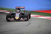 October 8-11, 2015: Russian GP 2015: Max Verstappen, Scuderia Toro Rosso