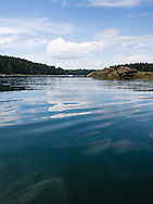 Vinalhaven, ME 7/9/2013<br /> <br /> The calm waters of The Basin in Vinalhaven, Maine.