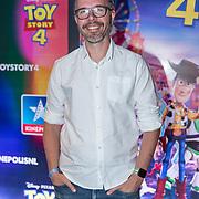 NLD/Utrecht/20190622 - Filmpremiere Toy Story 4, Michiel Veenstra