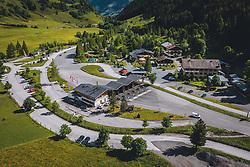 THEMENBILD - die Mautstation mit dem Wildtierpark Ferleiten. Die Hochalpenstrasse verbindet die beiden Bundeslaender Salzburg und Kaernten und ist als Erlebnisstrasse vorrangig von touristischer Bedeutung, aufgenommen am 11. Juni 2020 in Fusch a.d. Glstr., Österreich // the toll station with the Ferleiten wildlife park. The High Alpine Road connects the two provinces of Salzburg and Carinthia and is as an adventure road priority of tourist interest, Fusch a.d. Glstr., Austria on 2020/06/11. EXPA Pictures © 2020, PhotoCredit: EXPA/ JFK