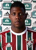 """Brazilian Football League Serie A /<br /> ( Fluminense Football Club ) -<br /> Elivelton Viana dos Santos """" Elivelton """""""